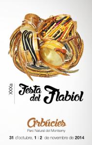 cartell Festa Flabiol 2014